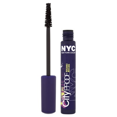 Image of   NYC City Proof Buildable Mascara 86 Black 8 ml