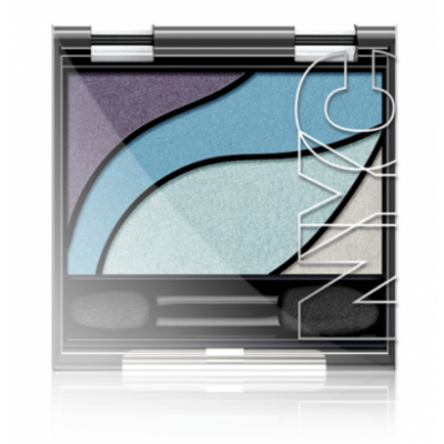 Image of   NYC Color Instinct Eyeshadow Palette 969 Rooftop Cocktails 2,7 g