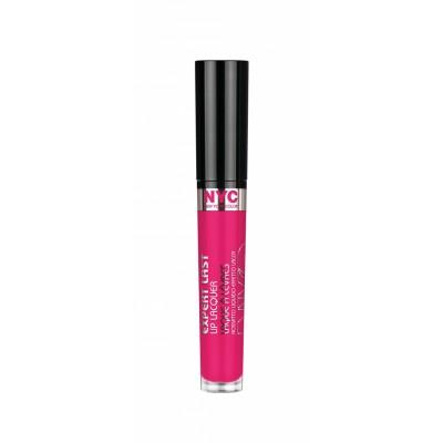Image of   NYC Expert Last Lip Lacquer 203 Fidi Fuchsia 3,7 ml