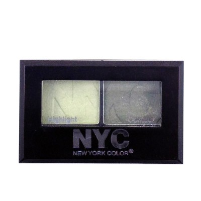 Image of   NYC Eyeshadow City Duet 806B NYC Gaze 1,9 g