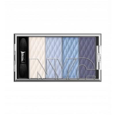 Image of   NYC HD Color Quattro Eyeshadow 795 Manhattan Island 6 g