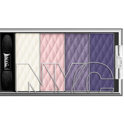 Image of   NYC HD Color Quattro Eyeshadow 821 NY Tribute 6 g