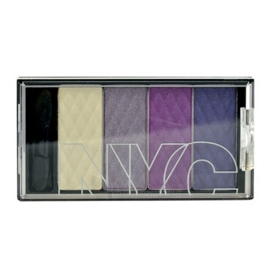 Image of   NYC HD Color Quattro Eyeshadow 824 Central Park Lavender 6 g