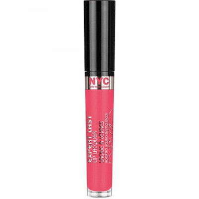 Image of   NYC Expert Last Lip Lacquer 200 Chelsea Cherry Blossoms 3,7 ml