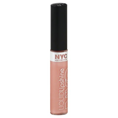 Image of   NYC Liquid Lipshine 576 Prospect Pink 7,2 ml