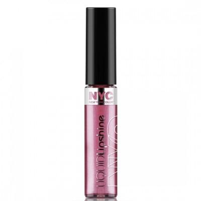 Image of   NYC Liquid Lipshine 580 Rivington Rose 7,2 ml