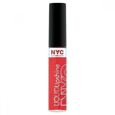 Image of   NYC Liquid Lipshine 589 Rockefeller Red 7,2 ml