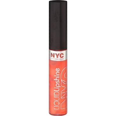 Image of   NYC Liquid Lipshine 630 Soho Peach 7,2 ml