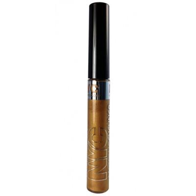 Image of   NYC Metallic Liquid Eyeliner 864 Liquid Gold 7 ml