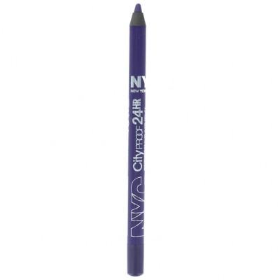 Image of   NYC City Proof 24Hr Waterproof Eyeliner Pencil 934 Smokey Plum 1,08 g