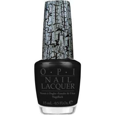 OPI Black Shatter 15 ml