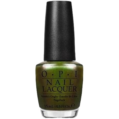 Image of   OPI Green On The Runway 15 ml