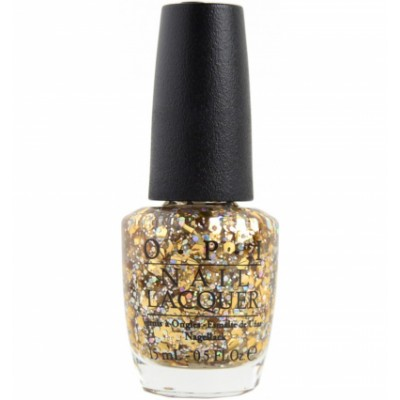 Image of   OPI I Reached My Gold 15 ml