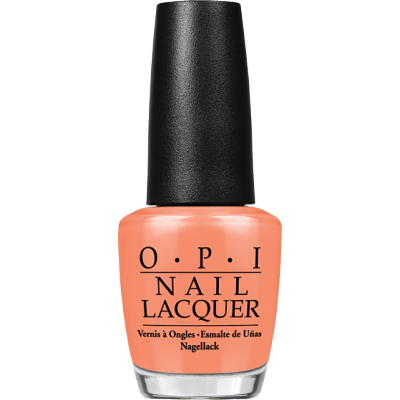 OPI Is Mai Tai Crooked? 15 ml