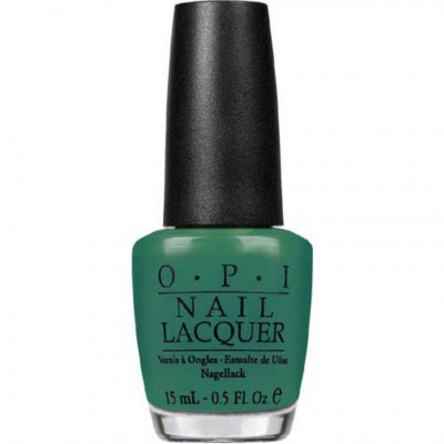 Image of   OPI Jade Is The New Black 15 ml