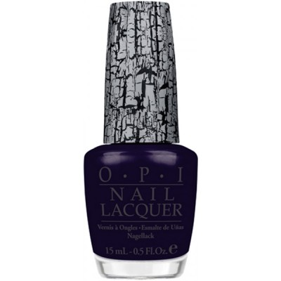 OPI Navy Shatter 15 ml