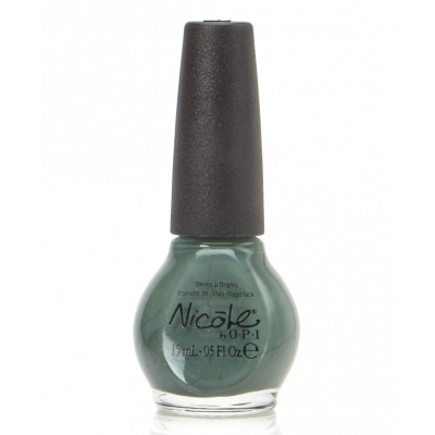 Image of   OPI Nicole Green Up Your Act 15 ml