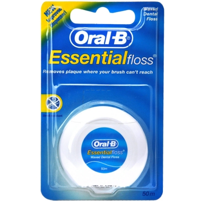 Oral-B Essential Floss Mint 50 m