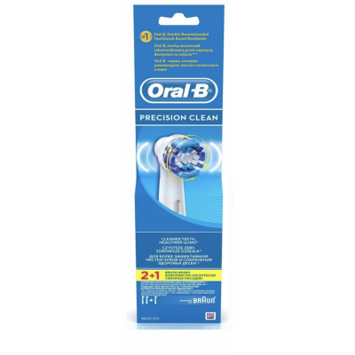 Oral-B Precision Clean 3 stk