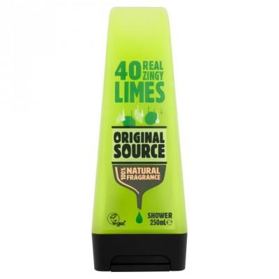 Original Source Lime Showergel 250 ml