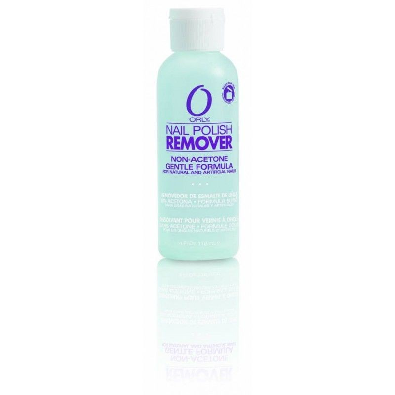 Gentle Nail Polish: Orly Gentle Nail Polish Remover 120 Ml