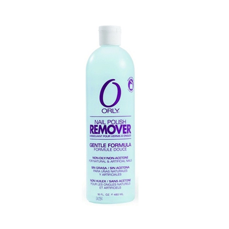 Gentle Nail Polish: Orly Gentle Nail Polish Remover 480 Ml