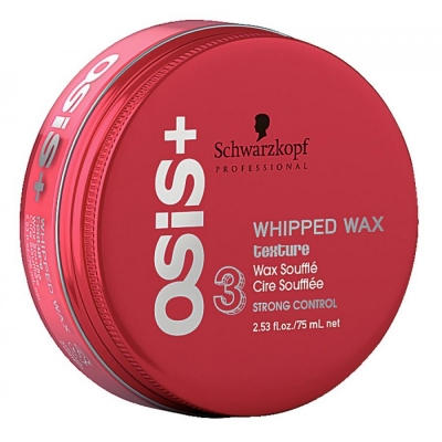 OSIS+ Whipped Wax Texture Wax Souffle 75 ml