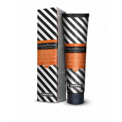 Osmo Color Psycho Semi-Permanent Hair Color Cream Wild Orange 150 ml