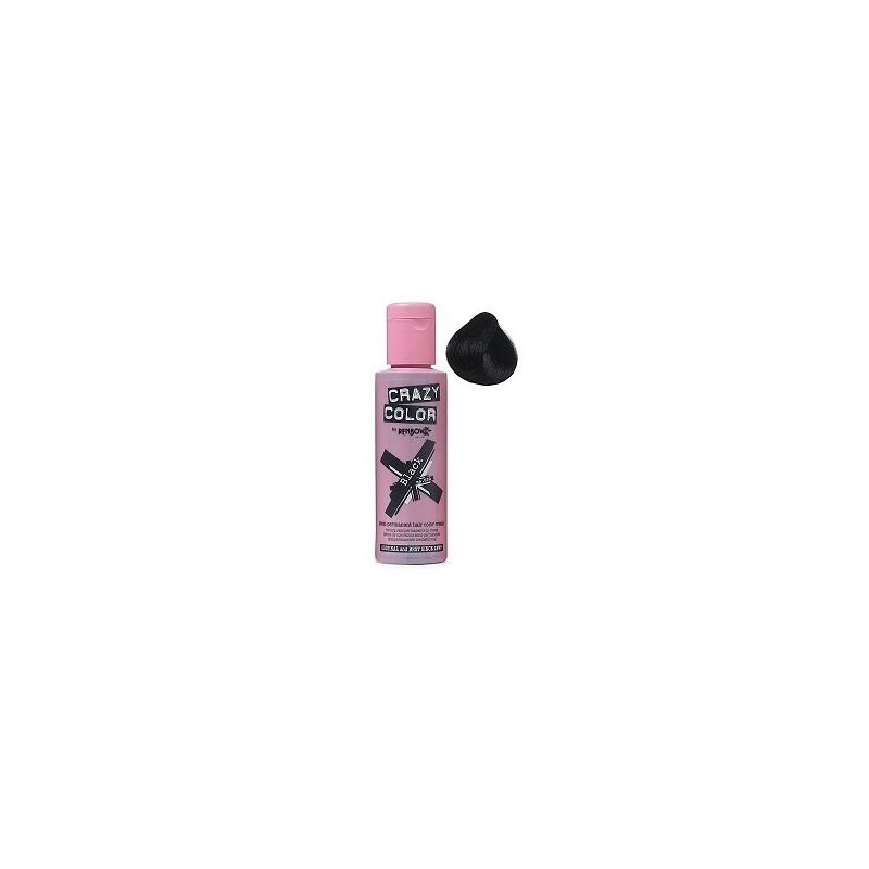 Renbow Crazy Color Black 30 100 Ml 163 3 25