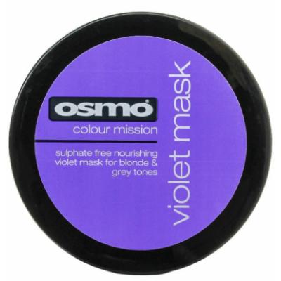 Osmo Silverising Violet Mask 100 ml
