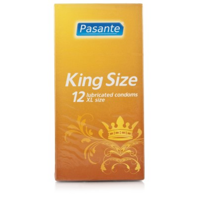 Pasante King Size 12 stk
