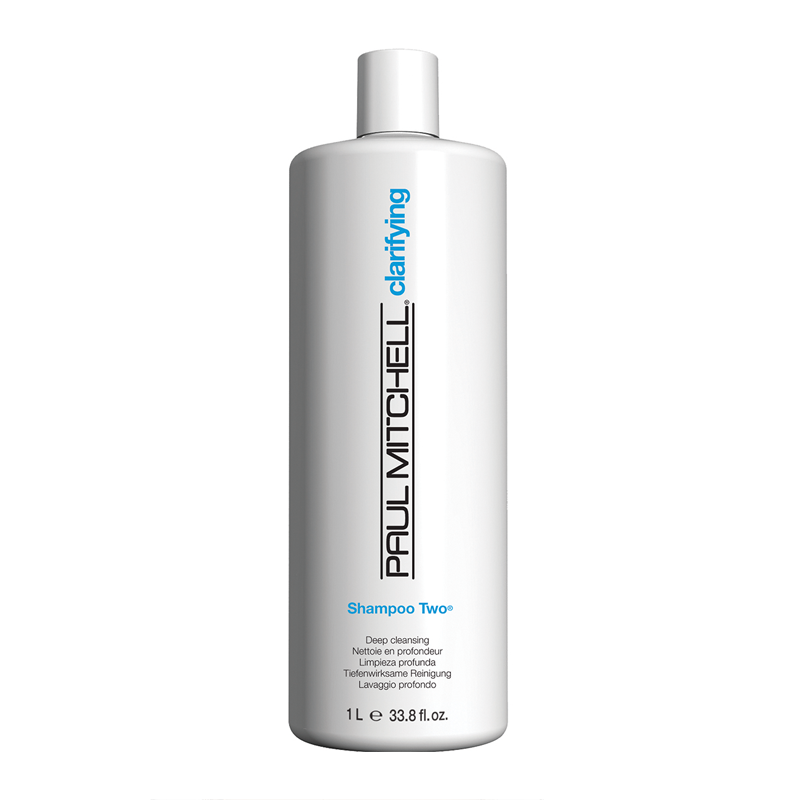 paul mitchell clarifying shampoo two 1000 ml. Black Bedroom Furniture Sets. Home Design Ideas