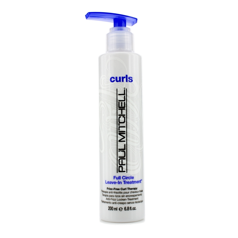 paul mitchell curls full circle leave in treatment 250 ml. Black Bedroom Furniture Sets. Home Design Ideas
