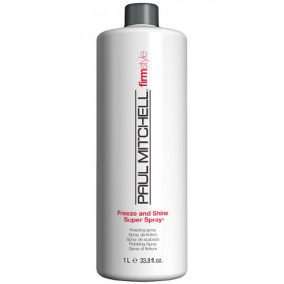 Image of   Paul Mitchell Firm Style Freeze And Shine Super Spray 1000 ml