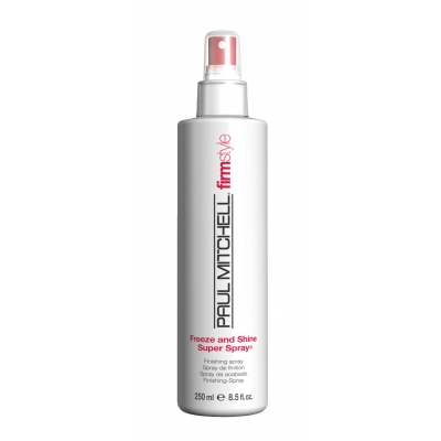 Image of   Paul Mitchell Firm Style Freeze And Shine Super Spray 250 ml