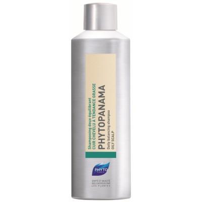 phyto phytopanama ausgleichendes shampoo fettiges haar 200 ml euro. Black Bedroom Furniture Sets. Home Design Ideas