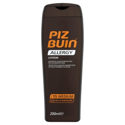 Piz Buin Allergy Lotion - SPF15 200 ml