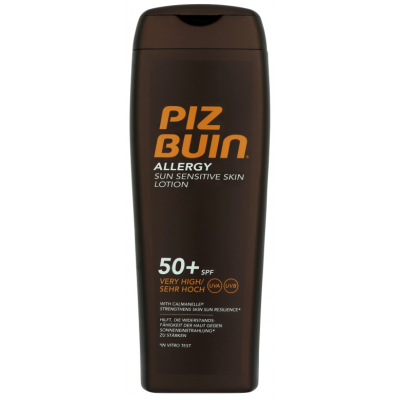Piz Buin Allergy Lotion Sun-Sensitive Skin - SPF50+ 200 ml