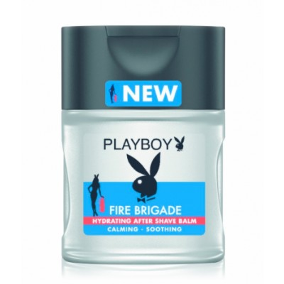 Playboy Fire Brigade Aftershavebalm 100 ml