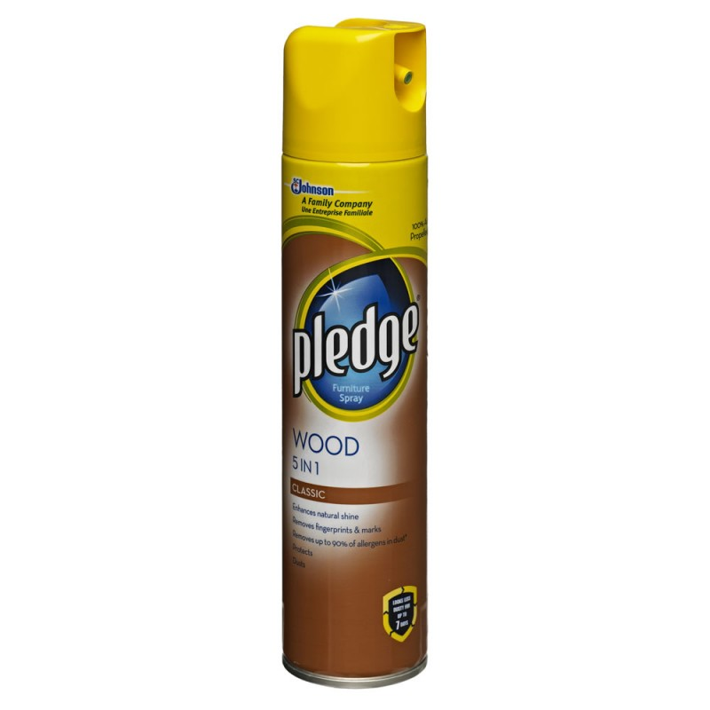 Pledge Wood Furniture Spray Classic 250 Ml
