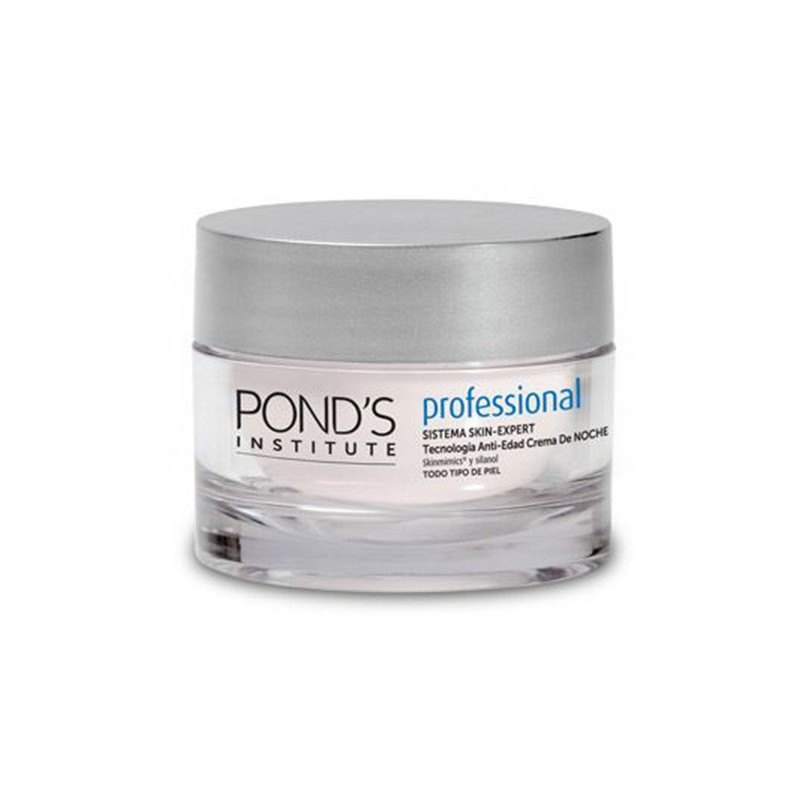 Pond 39 s professional skin expert anti age night cream 50 ml for Pond expert