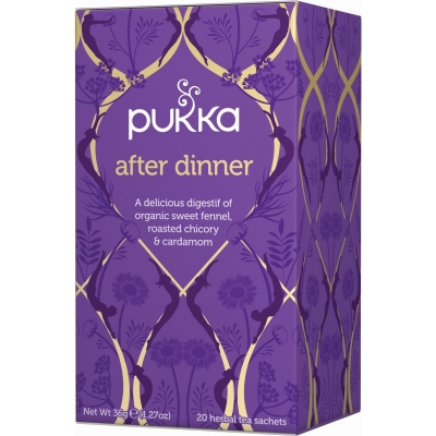 Pukka Bio-Tee After Dinner 20 stk