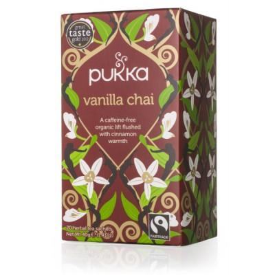 Pukka Vanilla Chai 20 breve