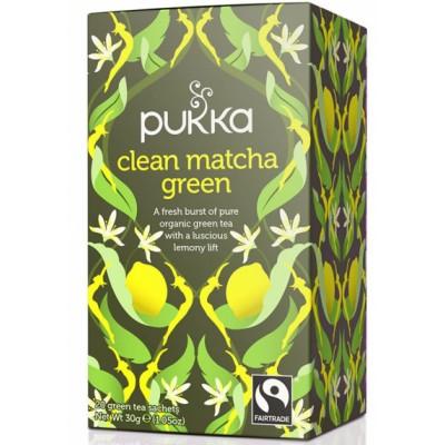 Pukka Clean Matcha Green 20 sachets