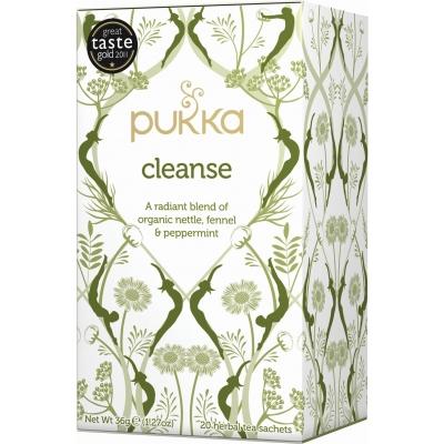 Pukka Cleanse Tea Øko 20 breve