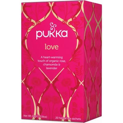 Pukka Bio-Tee Love 20 stk