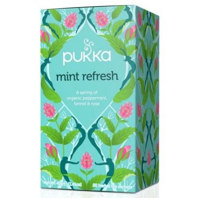 Pukka Mint Refresh 20 sachets