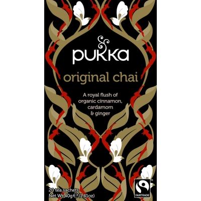 Pukka Original Chai EKO 20 påsar