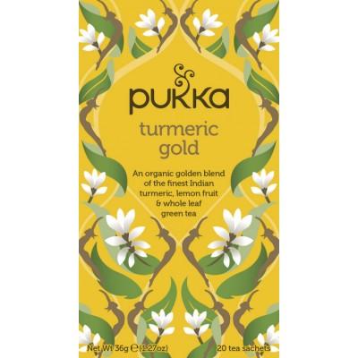 Pukka Turmeric Gold Tea Eco 20 sachets