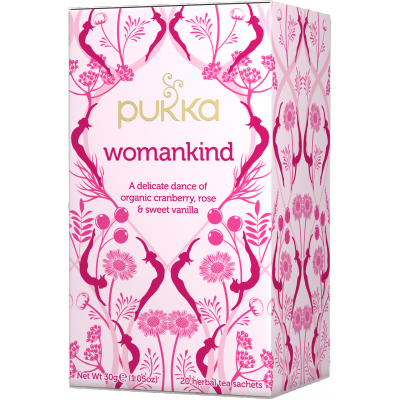 Pukka Womankind Tea Øko 20 breve